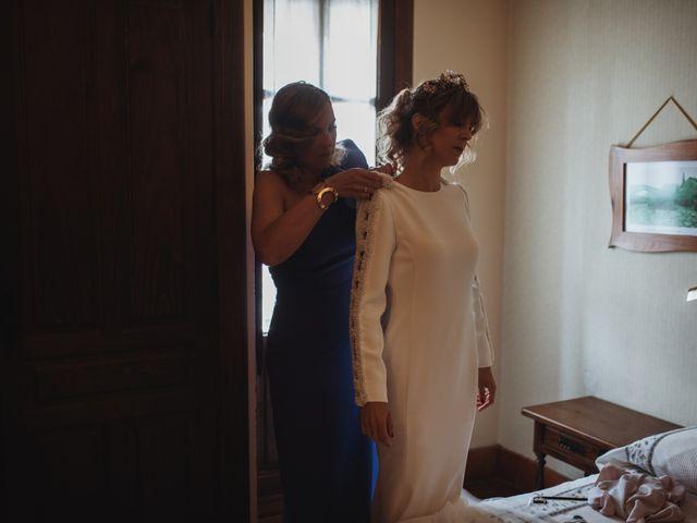 La boda de Luis Gabriel y Rebeca en Torrecilla En Cameros, La Rioja 11