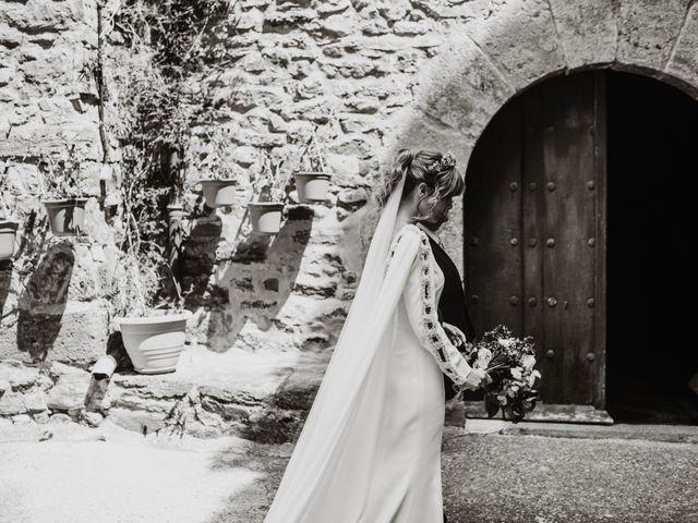 La boda de Luis Gabriel y Rebeca en Torrecilla En Cameros, La Rioja 17