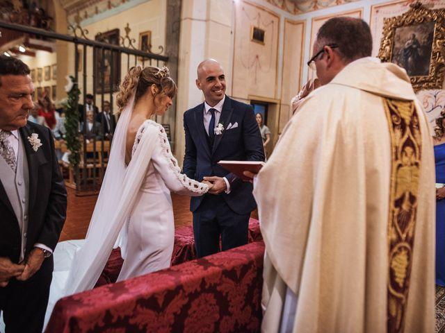 La boda de Luis Gabriel y Rebeca en Torrecilla En Cameros, La Rioja 20