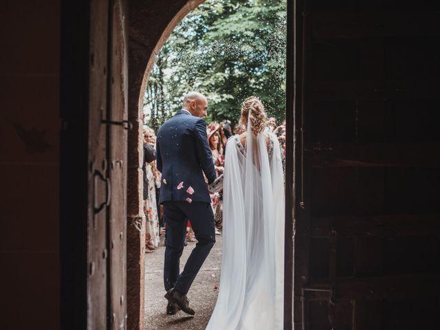 La boda de Luis Gabriel y Rebeca en Torrecilla En Cameros, La Rioja 21