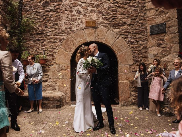 La boda de Rebeca y Luis Gabriel