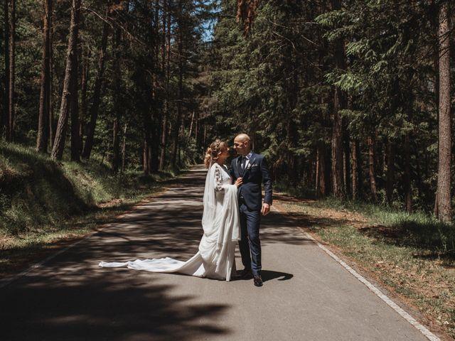 La boda de Luis Gabriel y Rebeca en Torrecilla En Cameros, La Rioja 22