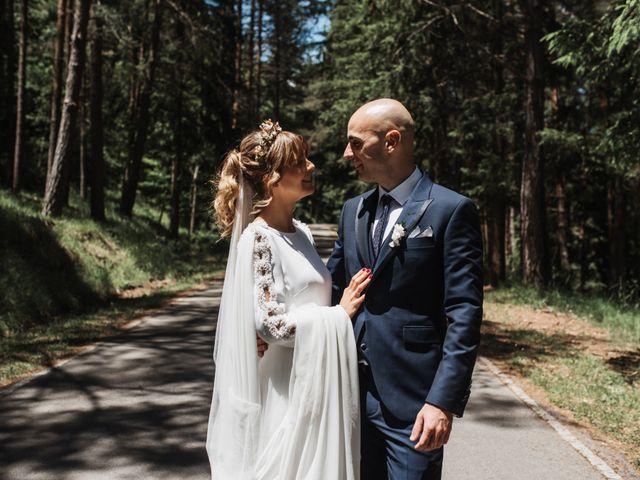 La boda de Luis Gabriel y Rebeca en Torrecilla En Cameros, La Rioja 23