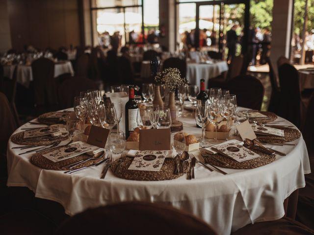 La boda de Luis Gabriel y Rebeca en Torrecilla En Cameros, La Rioja 26