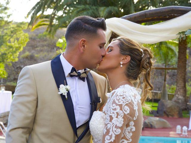 La boda de Nichel y Brenda