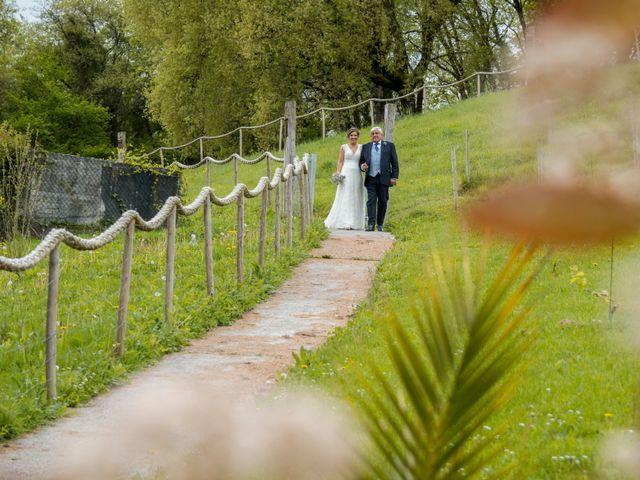 La boda de Iván y Leire en Quejana, Álava 2