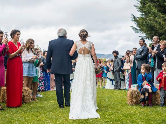 La boda de Iván y Leire en Quejana, Álava 3