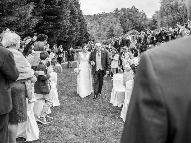La boda de Iván y Leire en Quejana, Álava 4