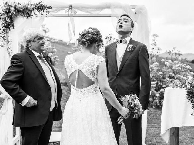La boda de Iván y Leire en Quejana, Álava 5