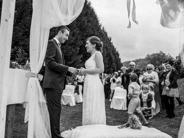La boda de Iván y Leire en Quejana, Álava 7