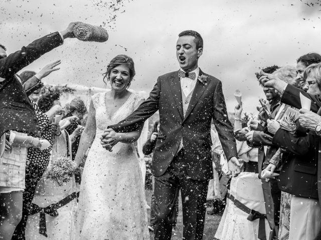 La boda de Iván y Leire en Quejana, Álava 9