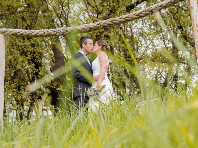 La boda de Iván y Leire en Quejana, Álava 12