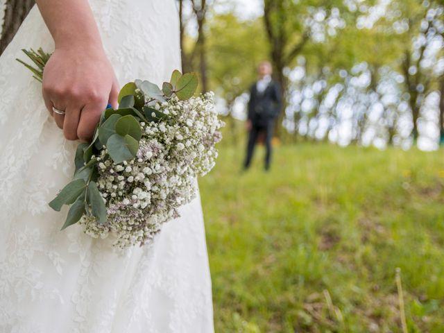La boda de Iván y Leire en Quejana, Álava 14