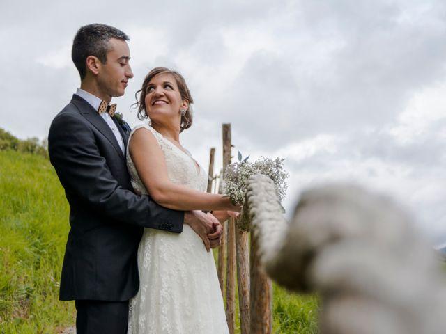 La boda de Iván y Leire en Quejana, Álava 15