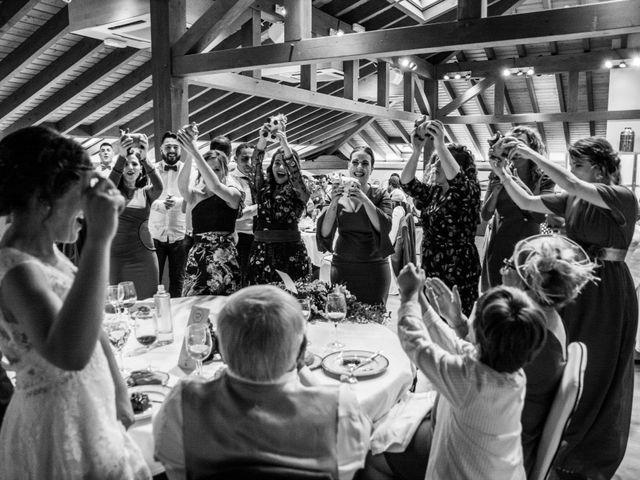 La boda de Iván y Leire en Quejana, Álava 20