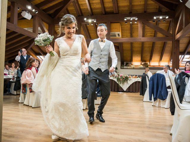 La boda de Iván y Leire en Quejana, Álava 21