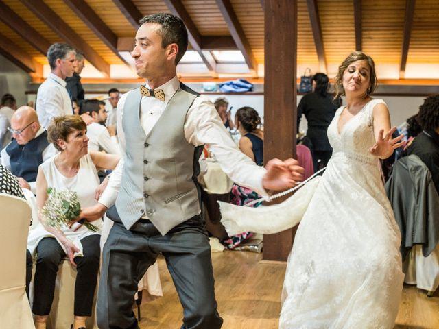 La boda de Iván y Leire en Quejana, Álava 23