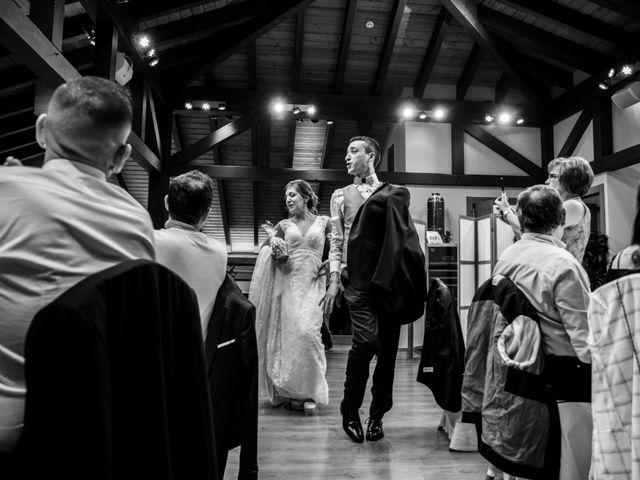 La boda de Iván y Leire en Quejana, Álava 25