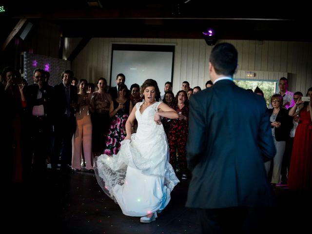 La boda de Iván y Leire en Quejana, Álava 31