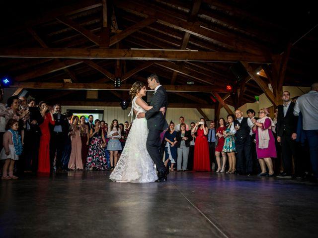 La boda de Iván y Leire en Quejana, Álava 34