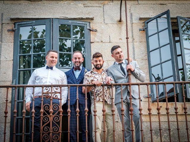 La boda de Fernando y Rebeca en Ferrol, A Coruña 12