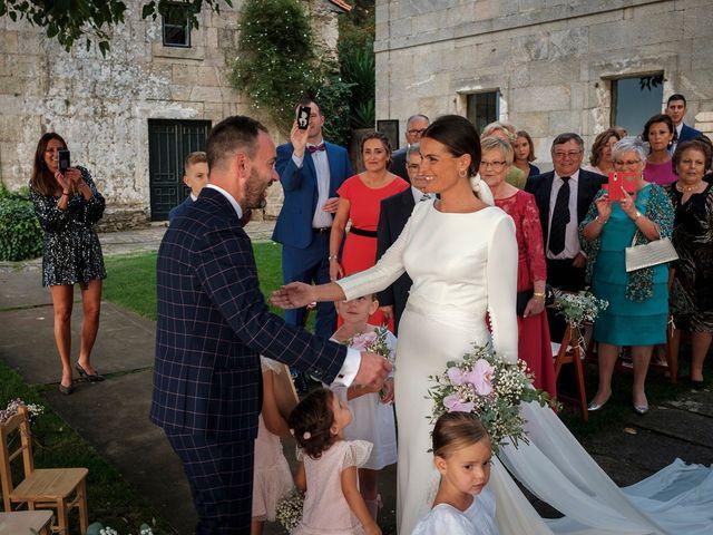 La boda de Fernando y Rebeca en Ferrol, A Coruña 15