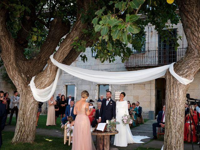 La boda de Fernando y Rebeca en Ferrol, A Coruña 18