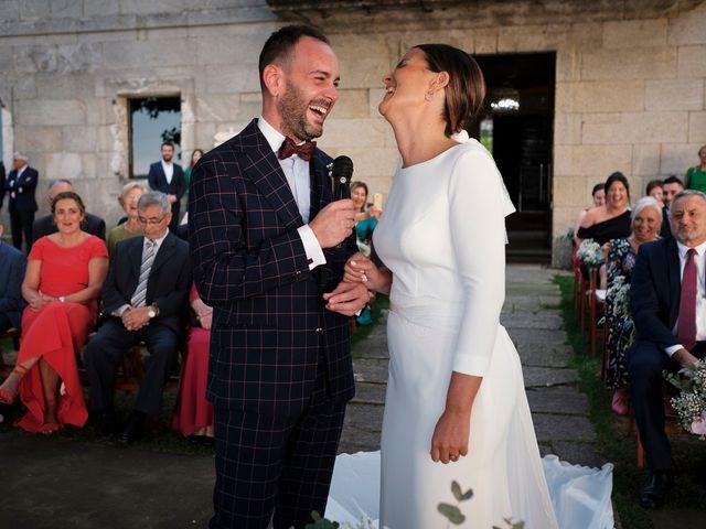 La boda de Fernando y Rebeca en Ferrol, A Coruña 21