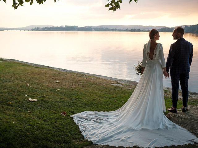 La boda de Fernando y Rebeca en Ferrol, A Coruña 32