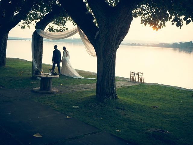 La boda de Rebeca y Fernando