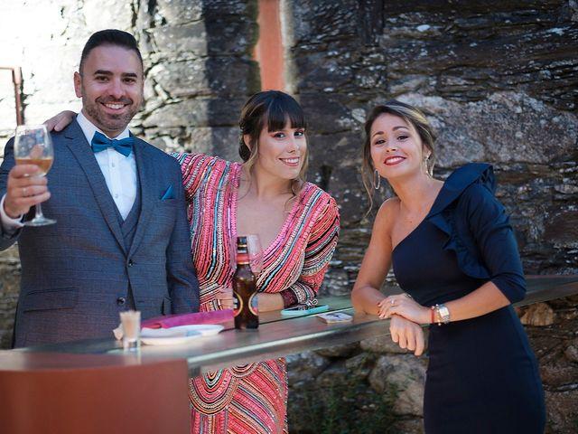 La boda de Fernando y Rebeca en Ferrol, A Coruña 48