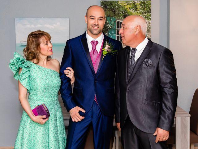 La boda de Sandra y Alberto en Madrid, Madrid 9