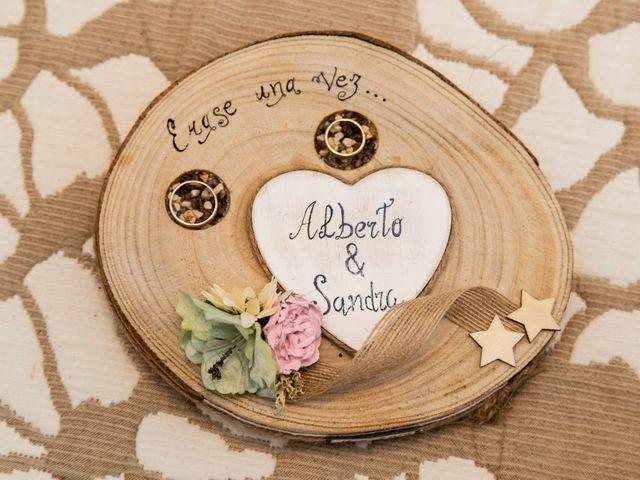 La boda de Sandra y Alberto en Madrid, Madrid 11