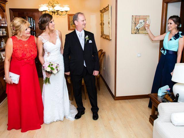 La boda de Sandra y Alberto en Madrid, Madrid 22