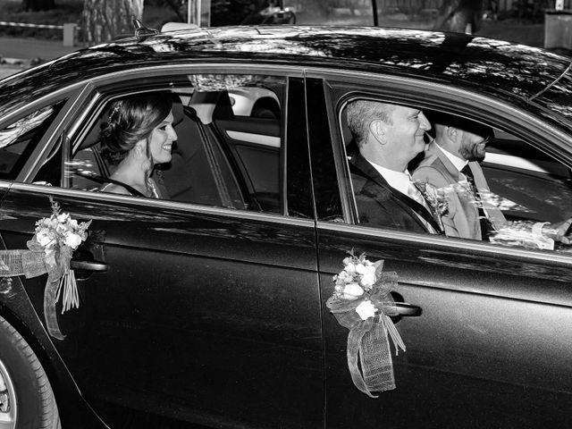 La boda de Sandra y Alberto en Madrid, Madrid 25