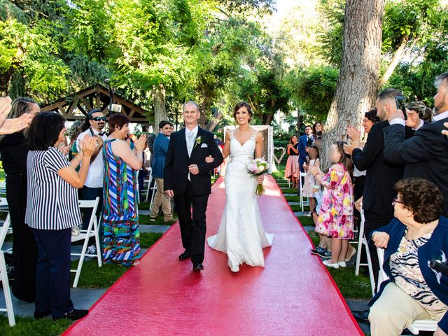 La boda de Sandra y Alberto en Madrid, Madrid 26