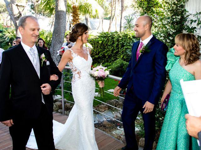La boda de Sandra y Alberto en Madrid, Madrid 27