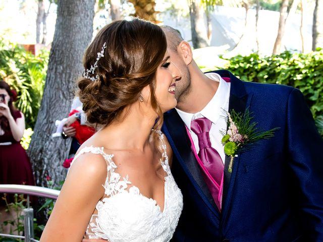 La boda de Sandra y Alberto en Madrid, Madrid 28