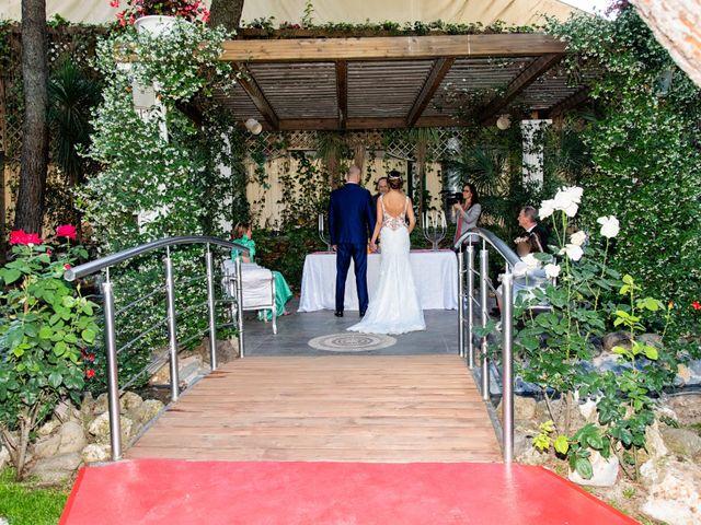 La boda de Sandra y Alberto en Madrid, Madrid 30