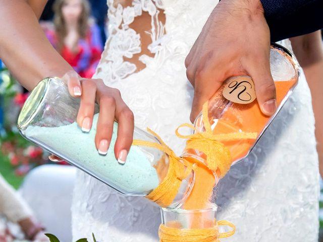La boda de Sandra y Alberto en Madrid, Madrid 33