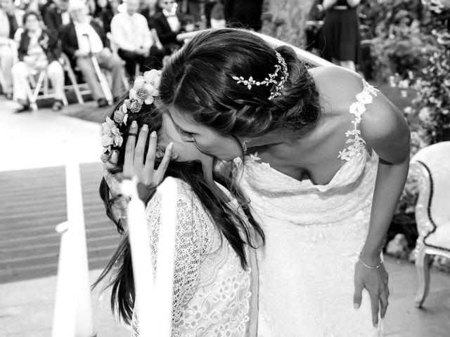 La boda de Sandra y Alberto en Madrid, Madrid 34
