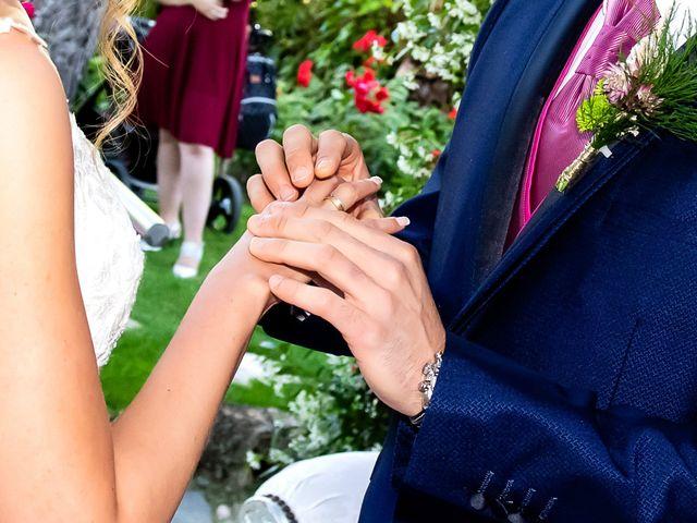 La boda de Sandra y Alberto en Madrid, Madrid 35