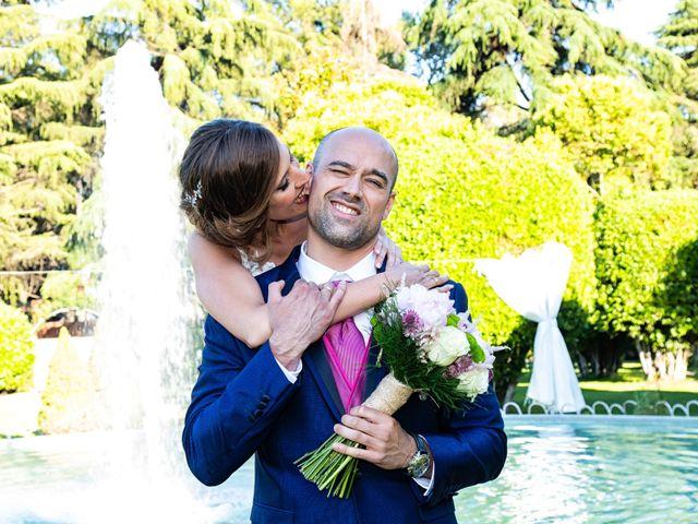 La boda de Sandra y Alberto en Madrid, Madrid 39
