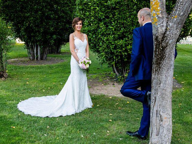 La boda de Sandra y Alberto en Madrid, Madrid 41