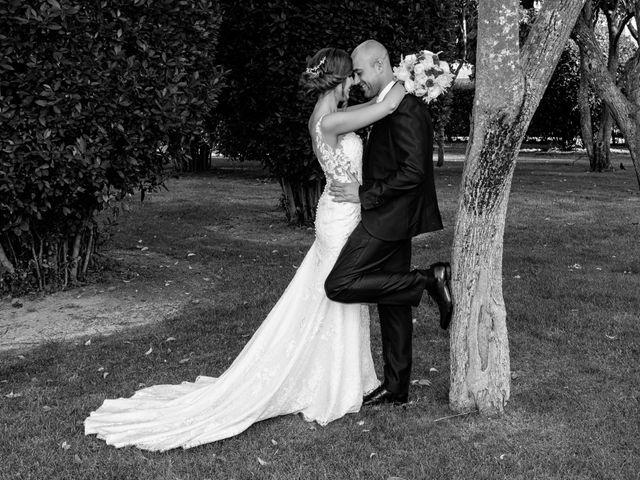 La boda de Sandra y Alberto en Madrid, Madrid 42