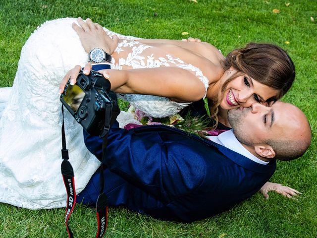 La boda de Sandra y Alberto en Madrid, Madrid 44