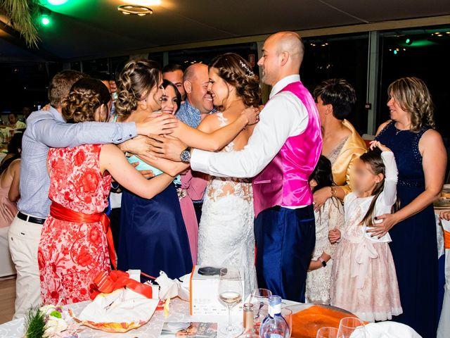 La boda de Sandra y Alberto en Madrid, Madrid 47