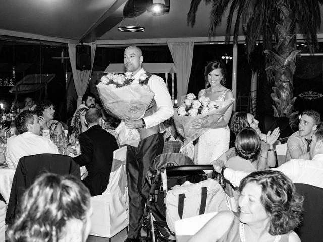 La boda de Sandra y Alberto en Madrid, Madrid 48