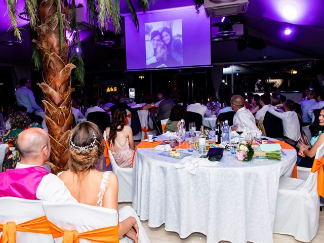 La boda de Sandra y Alberto en Madrid, Madrid 50