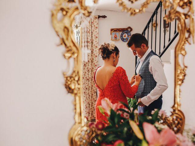 La boda de Dani y Bea en Zarza La Mayor, Cáceres 10